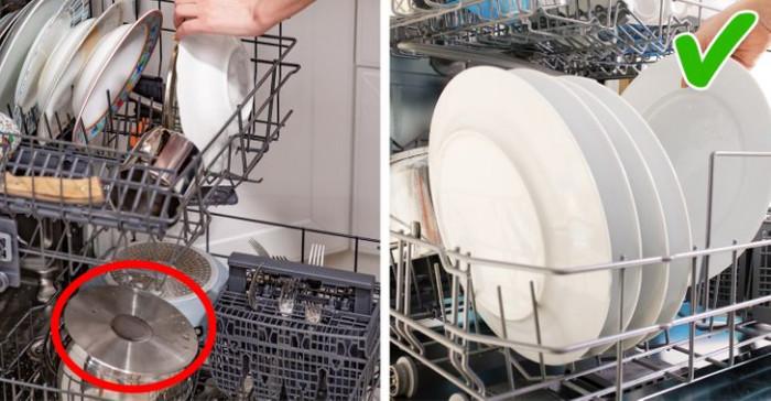 hướng dẫn xếp bát vào máy rửa bát